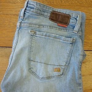 Vintage Big Star Low Rise Flare ladies jeans
